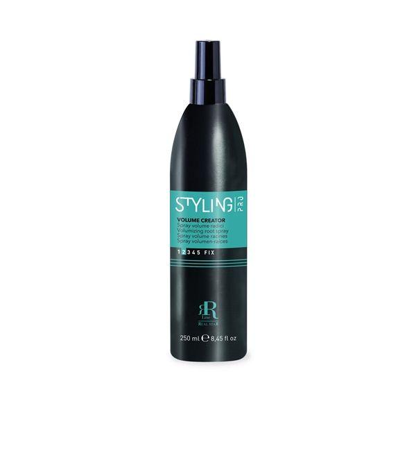 spray volumen raíces