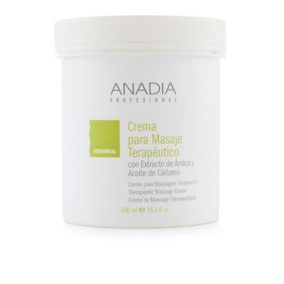 crema especial para masajes de todo tipo