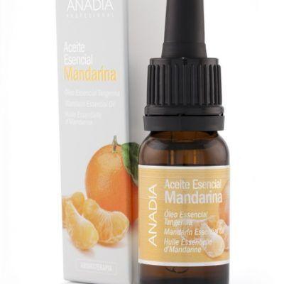 aceite esencial de mandarina