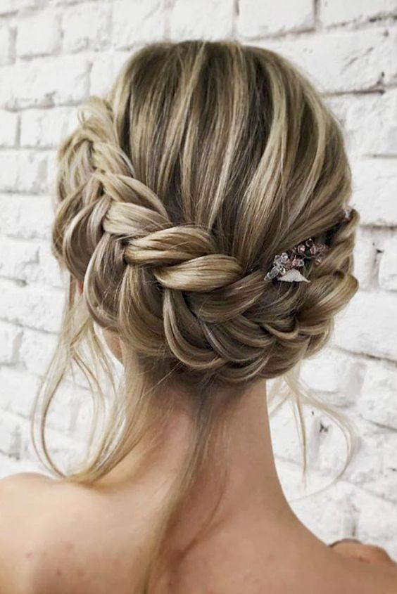peinados novias 2019
