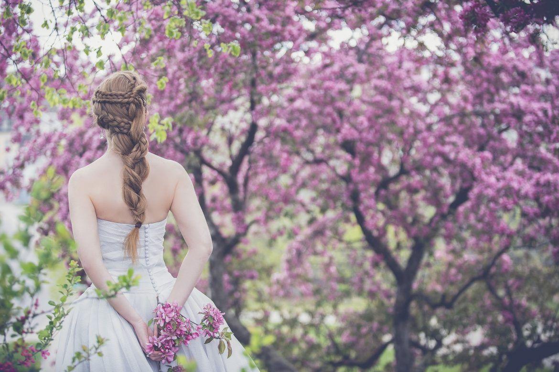 peinados de novia 2019