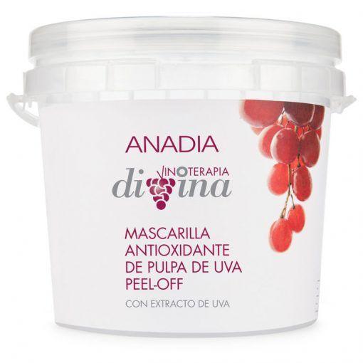 mascarilla antioxidante