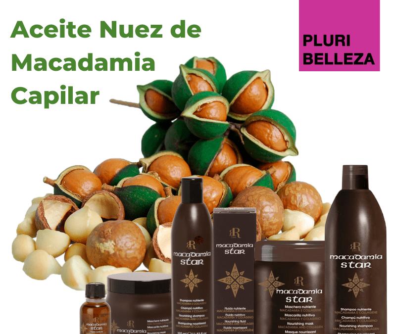 Aceite de macadamia Capilar, lo has probado??